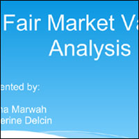 Fair Market Value Training Course