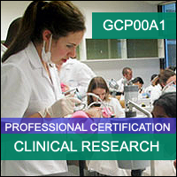 Certification Training Clinical Trials Management (US & EU) Professional Certification Program