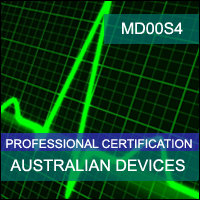 Certification Training Australian Medical Device Regulatory Affairs Professional Certification Program